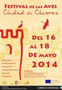 CARTEL - Festival de las Aves