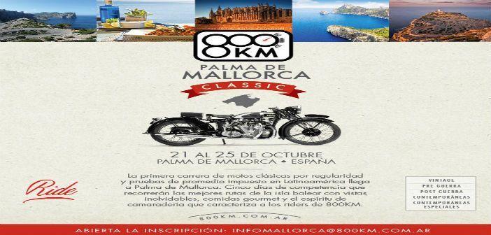 La carrera de motos cl sicas de argentina 800km se for Motos palma de mallorca