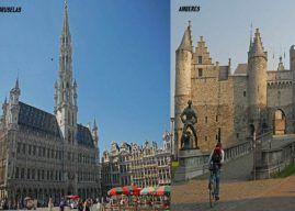 Bruselas y Amberes en tres días