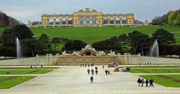 Jardín Palacio Schonbrunn