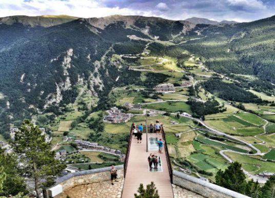 Aventura y naturaleza en Andorra
