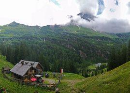 Parque Nacional de Hohe Tauern en la región de Salzburgo -Austria-