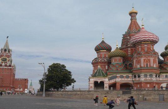 Moscú, el legado de un imperio